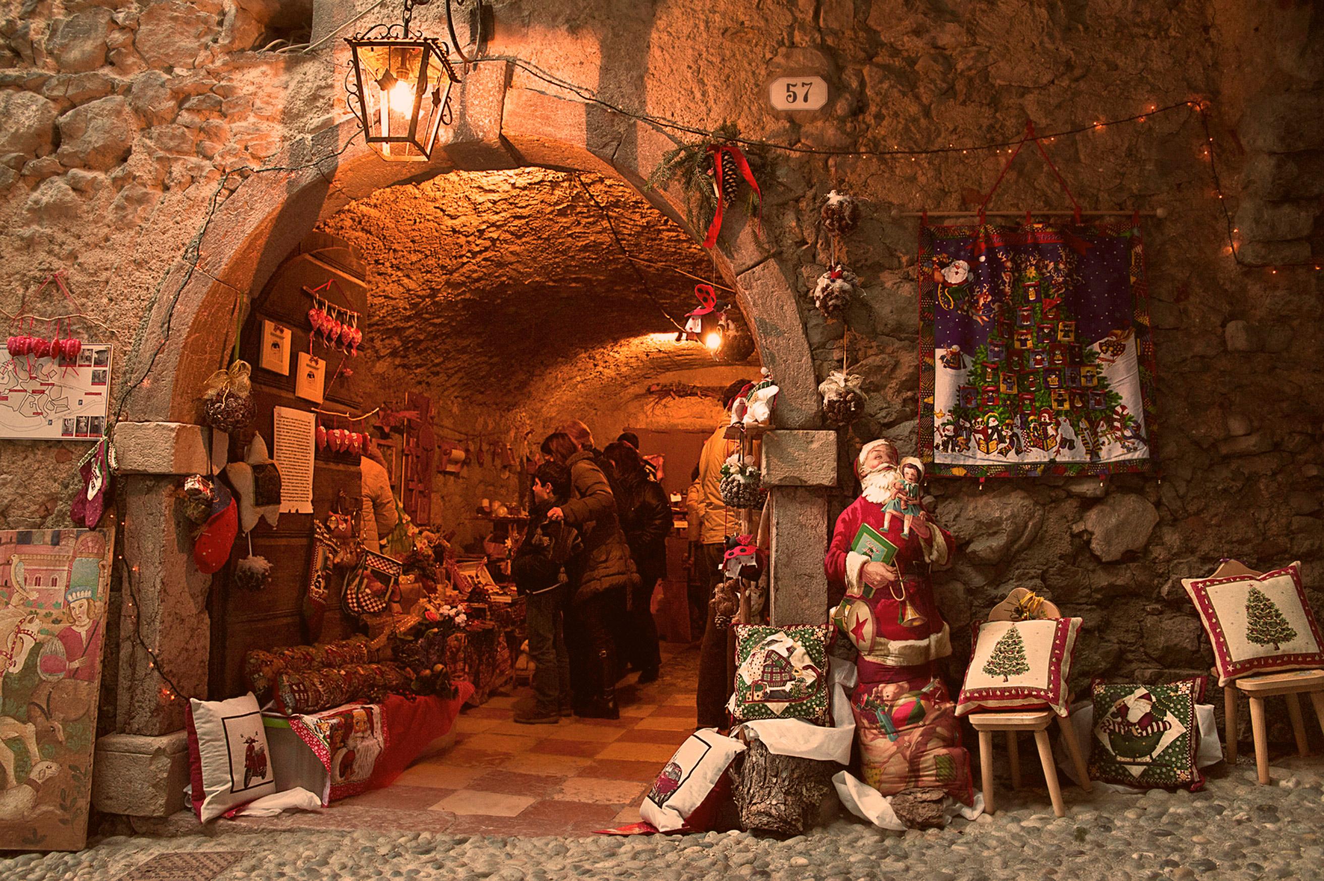 mercatini di Natale di Tenno, Trentino